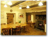 B b yorkshire dales temple farmhouse for Best restaurants with rooms yorkshire dales